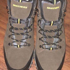 Skechers Waterproof Memory Foam Boots